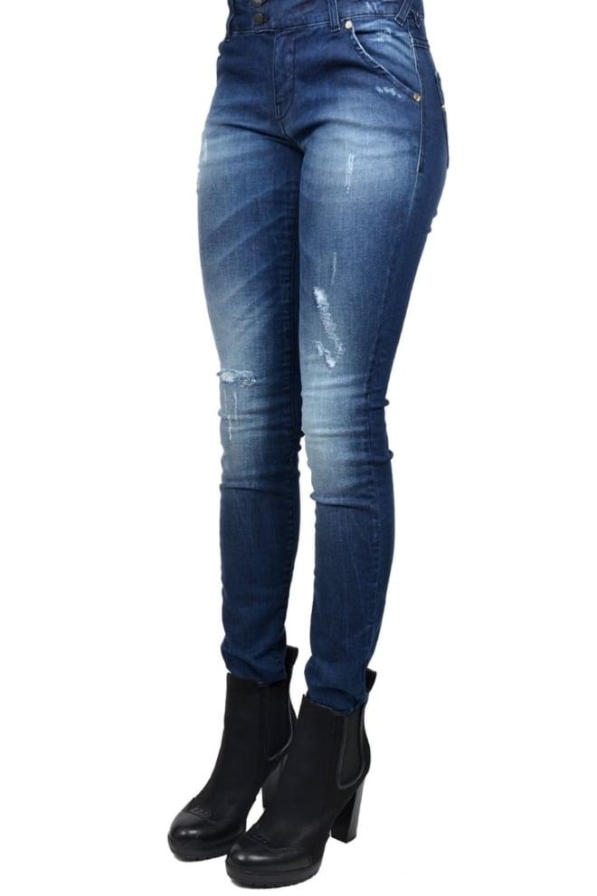 10dbf0664m x-h-k-fit 6334 d1156 014 - Met Jeans