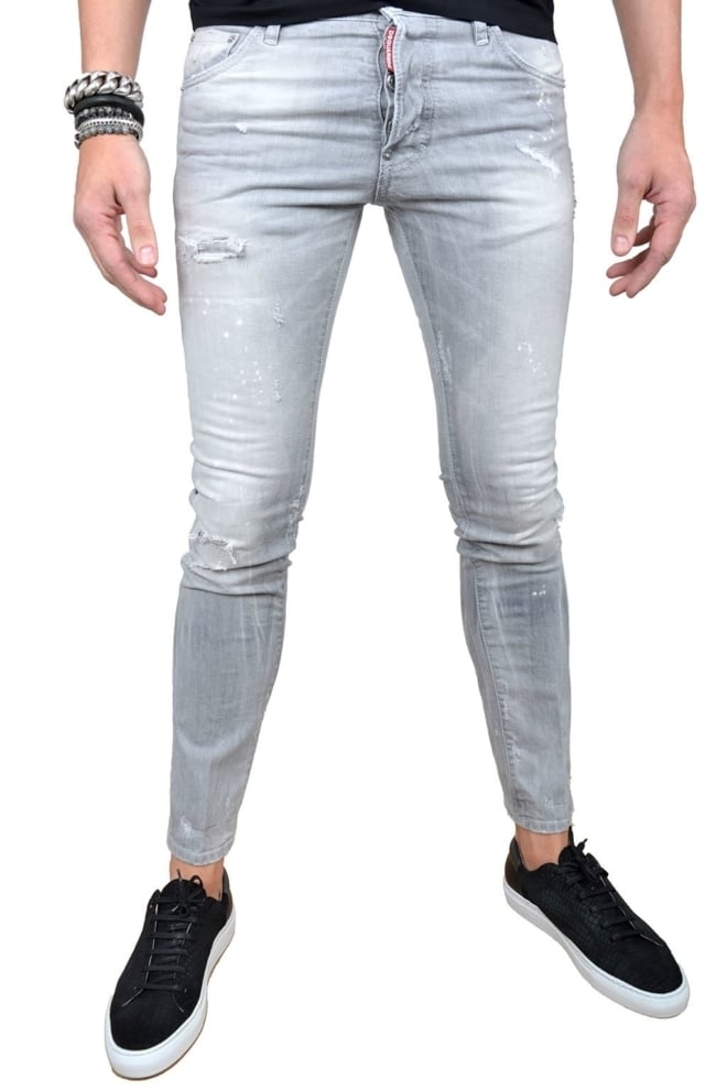 S74lb0004 s30260 852/grey jeans 014 - Dsquared