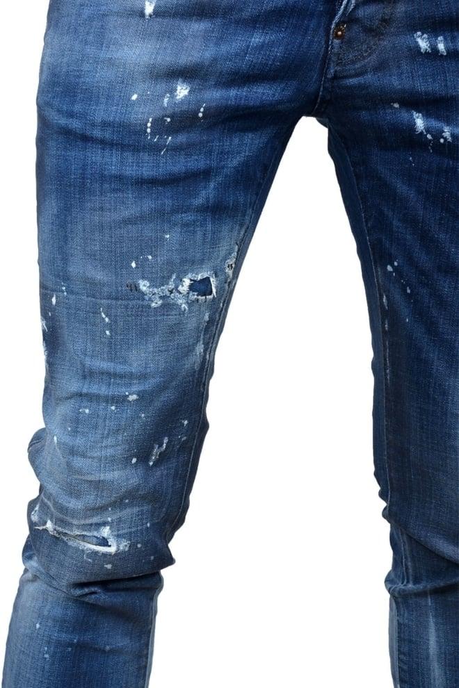 S74lb0048 s30342 470 jeans 014 - Dsquared