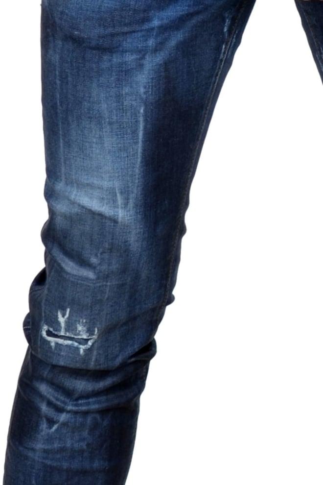 S74lb0017 s30330 470 jeans 014 - Dsquared