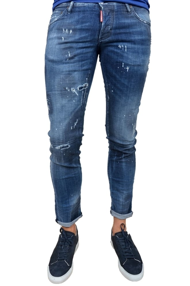 S74lb0023 s30342 470 jeans 014 - Dsquared