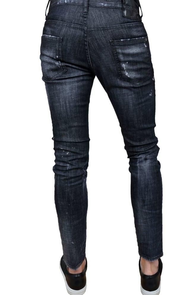 S74lb0041 s30357 900/black jeans 014 - Dsquared