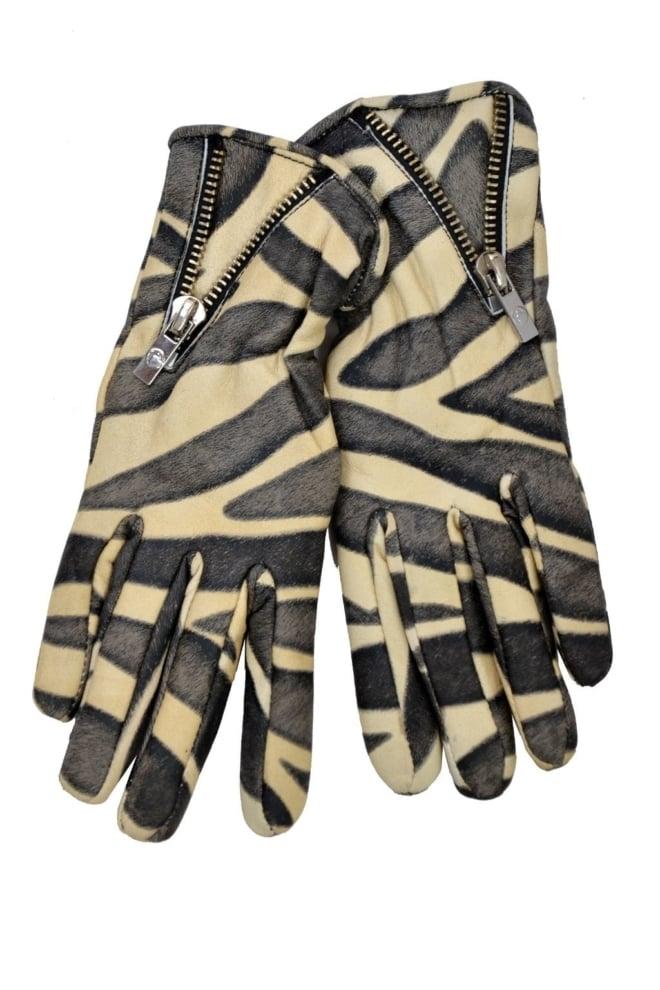 Goosecraft handschoenen zebra - Goosecraft