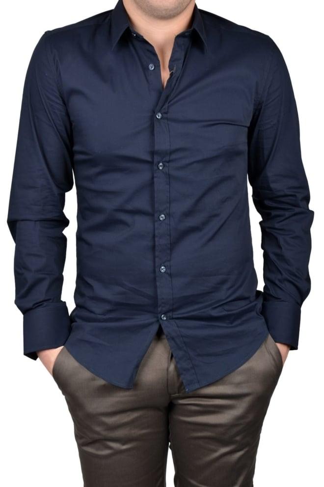 Antony morato blouse blue - Antony Morato
