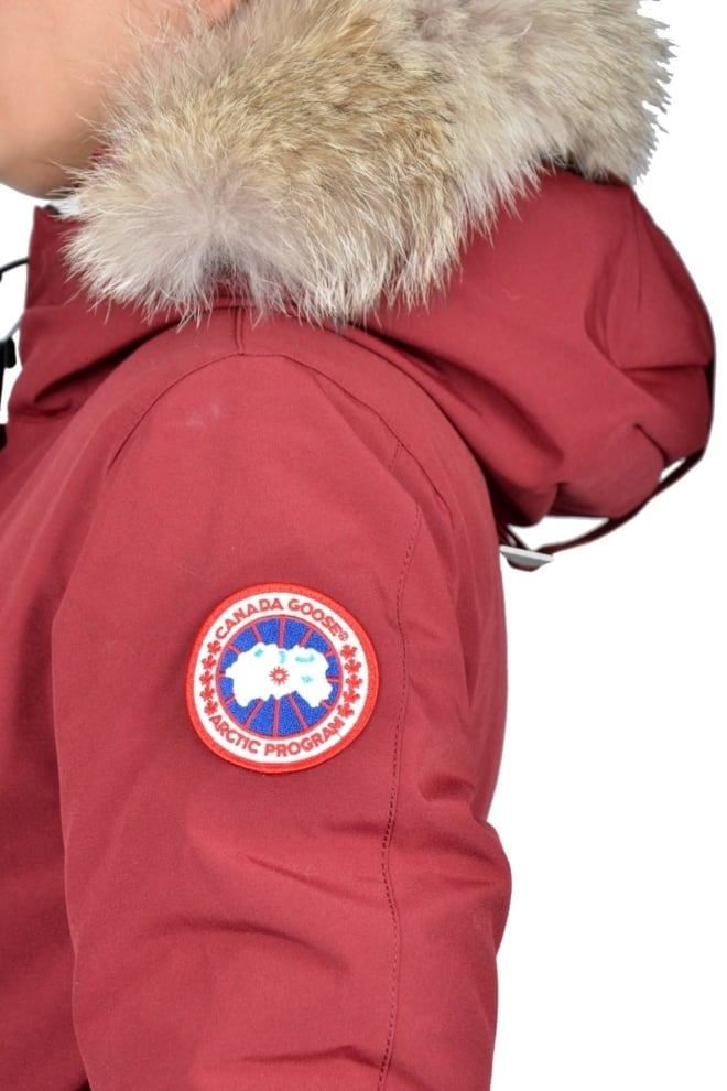 Ladies victoria parka/niagra grape 014 - Canada Goose