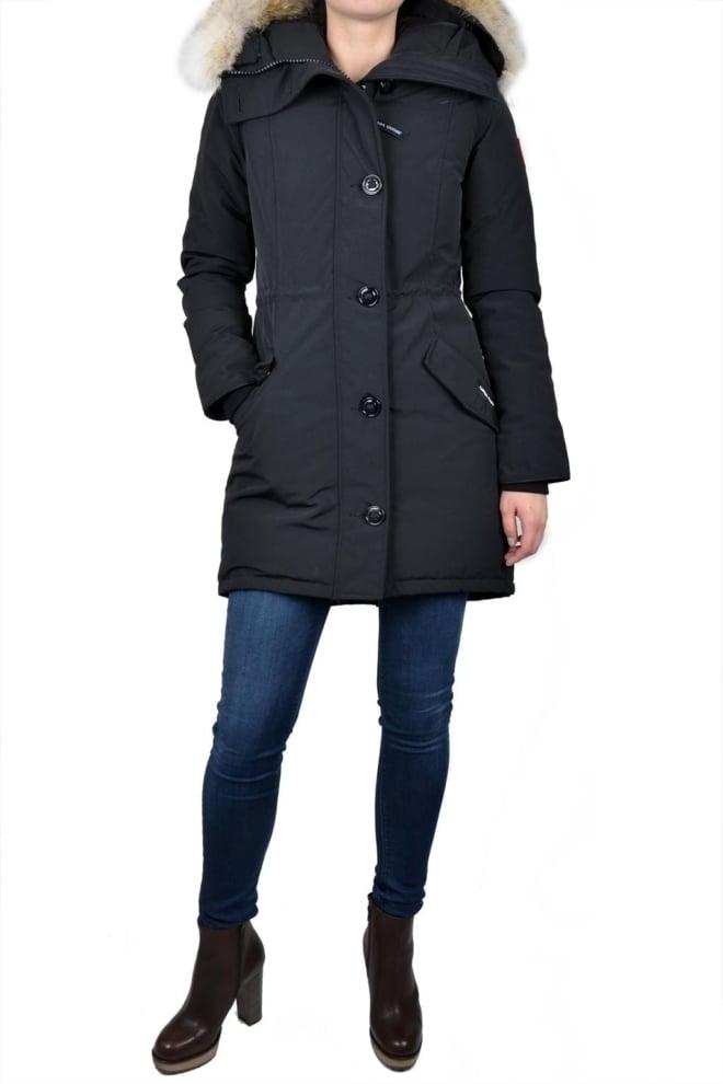 Rossclair 2580l black 014 - Canada Goose