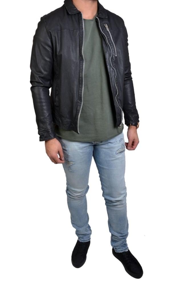 151642004 jacket986/black 014 - Goosecraft