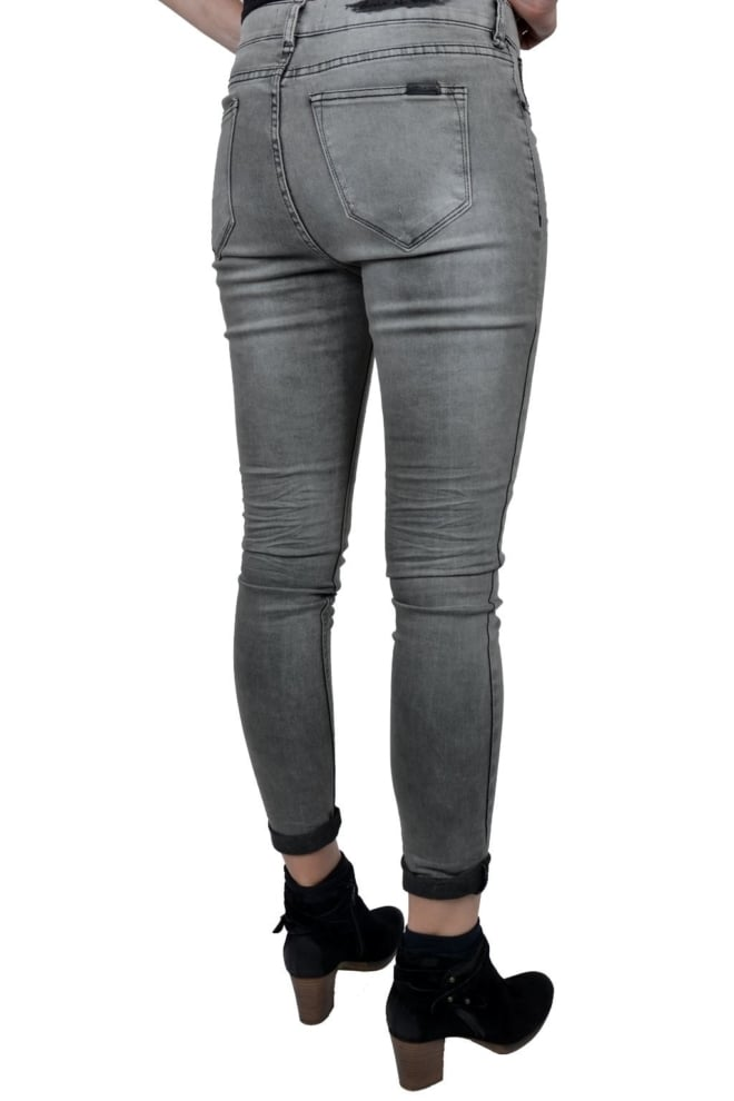 W16.12.6557 jenner skinny edgy grey 014 - Circle Of Trust