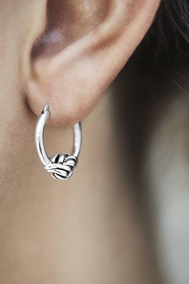 441 katja mix earring silver 015 - Buddha To Buddha