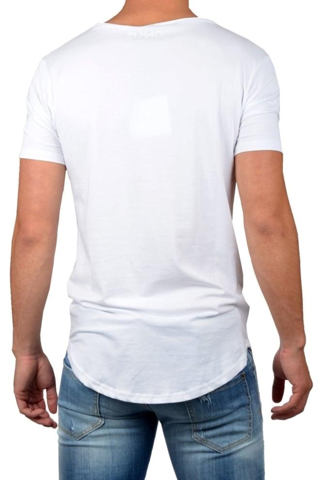 Zumo long t-shirt s/s 001/white 016 - Zumo International