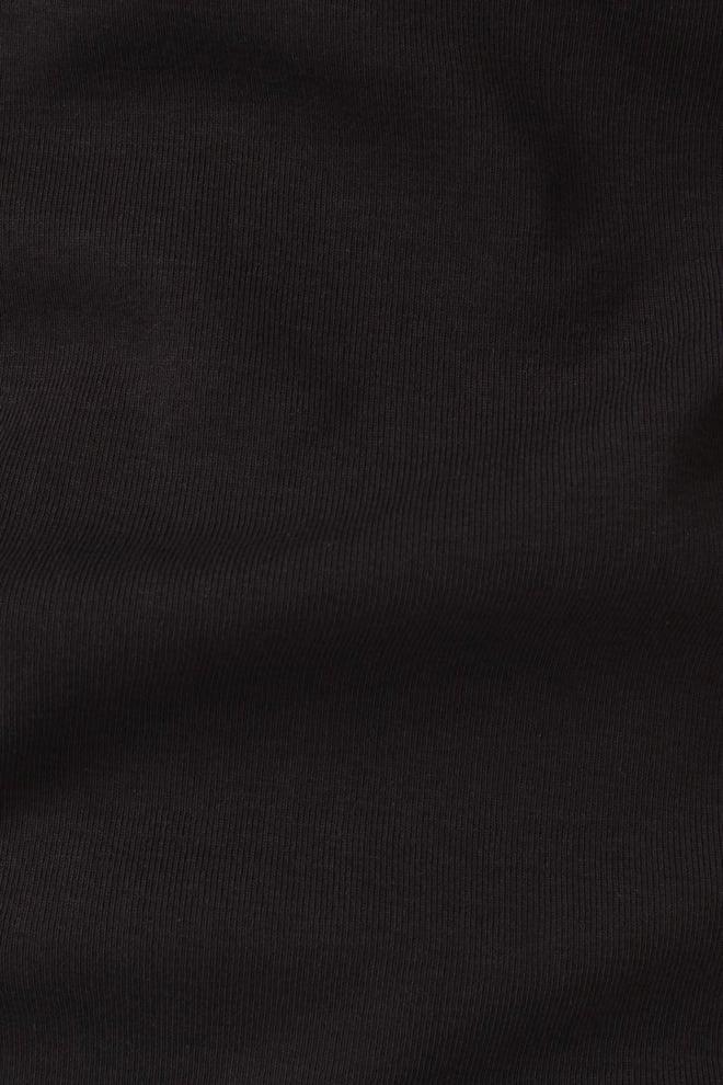Basic 2-pck white r-neck 990/black 016 - G-star Raw