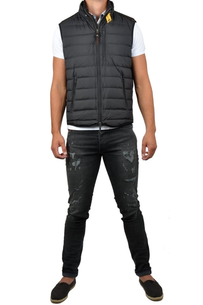 Pmjcksl01 perfect man 541/black 016 - Parajumpers