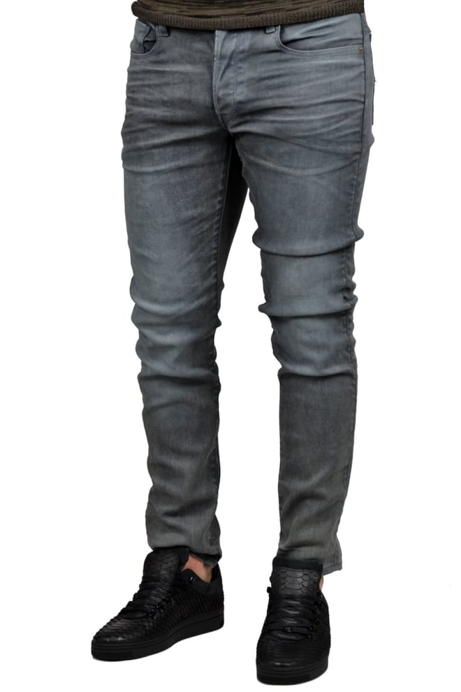 G-star raw 3301 slim loomer grey stretch denim - G-star Raw