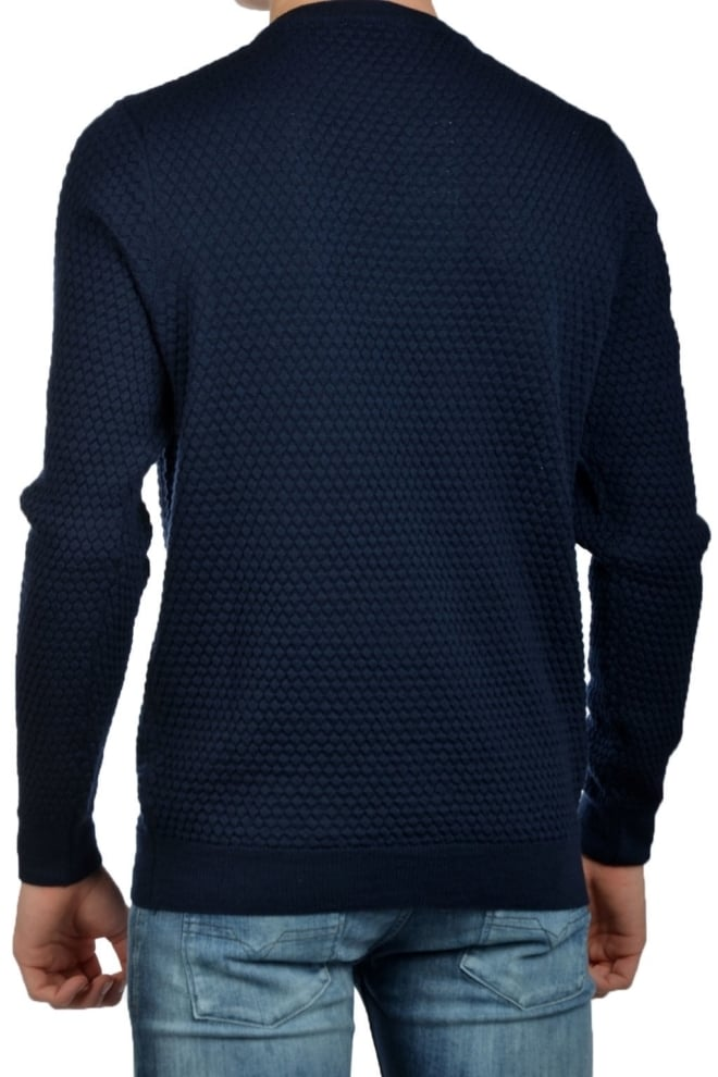 Prato blu - Knit Society