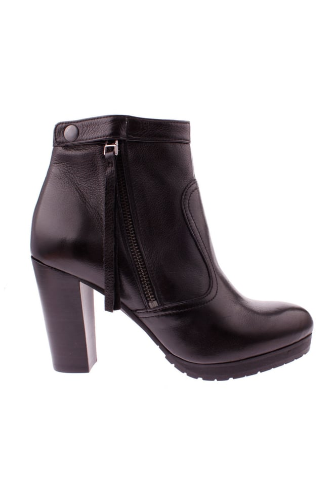 Lazamani ladies booties 57.179 black - Lazamani