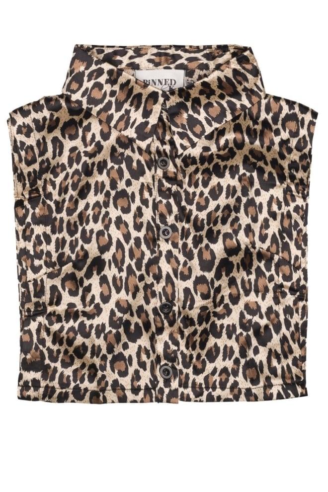 Pinned by k collar leopard - Pinned By K