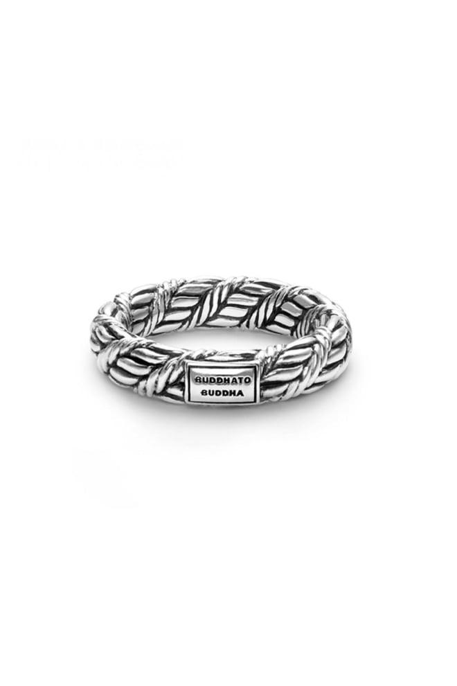 Buddha to buddha ketut ring silver - Buddha To Buddha