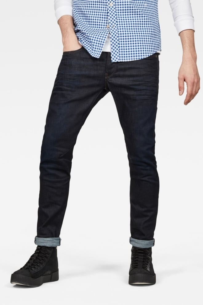 G-star raw d-staq 5-pocket slim aged - G-star Raw
