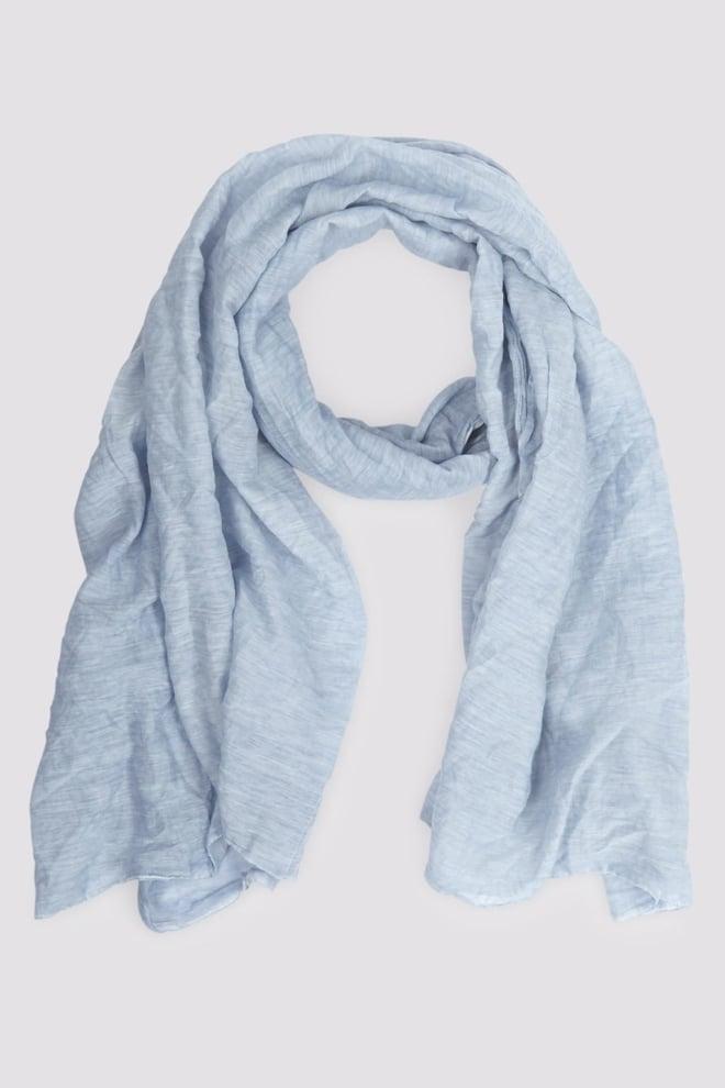 Drykorn freeze sjaal blue - Drykorn
