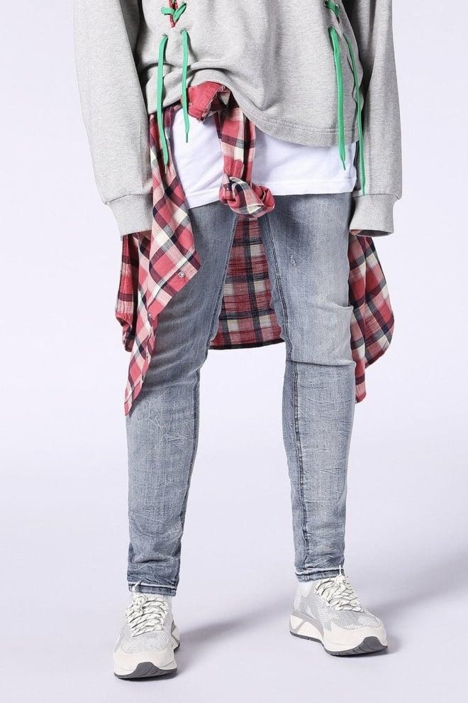 Diesel sleenker jeans 084ql - Diesel