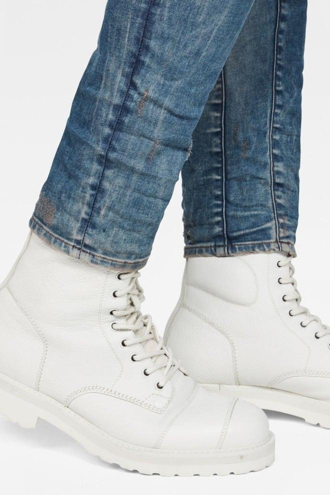 G-star raw d-staq 3d super slim jeans aged - G-star Raw