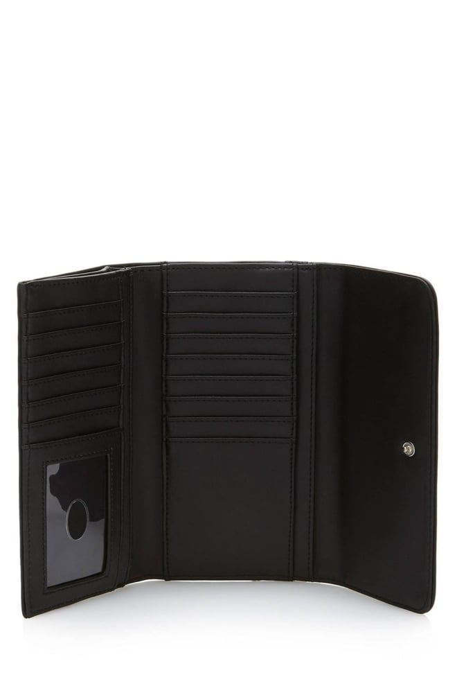 Guess leila wallet black - Guess