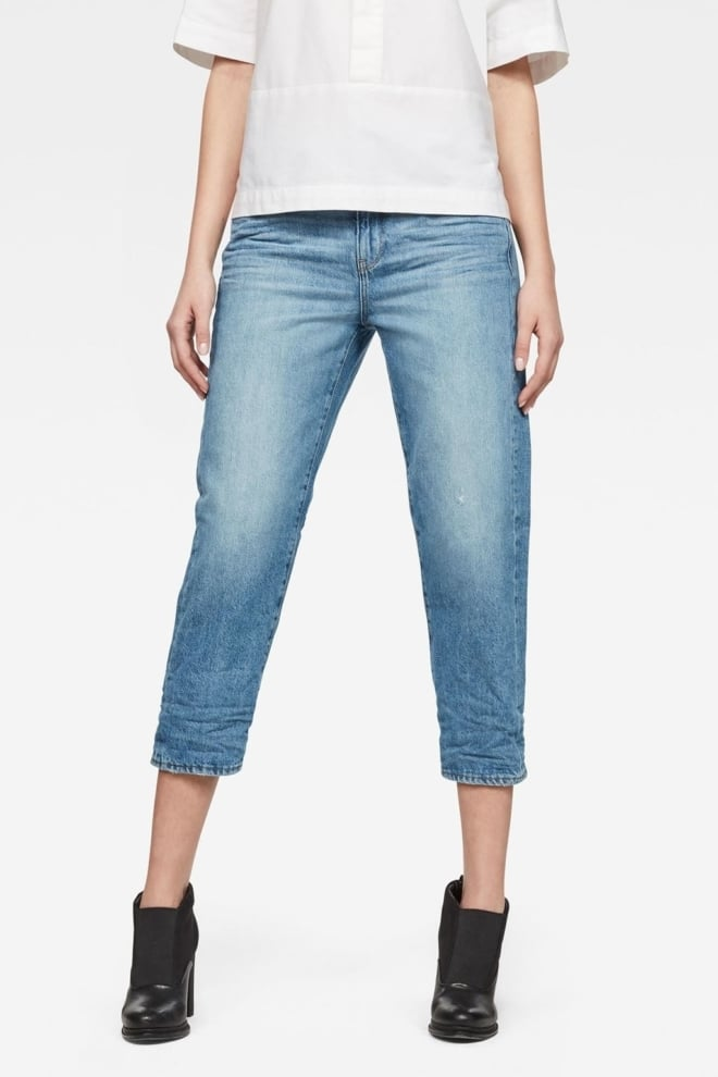 G-star high waist boyfriend 7/8-length jeans - G-star Raw
