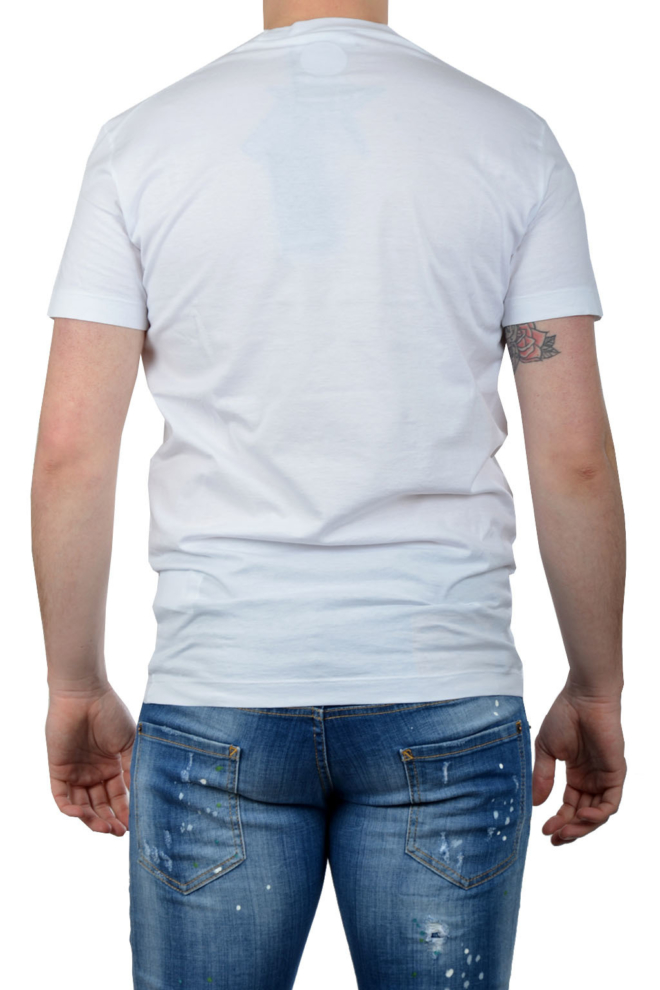 Dsquared2 t-shirt white - Dsquared
