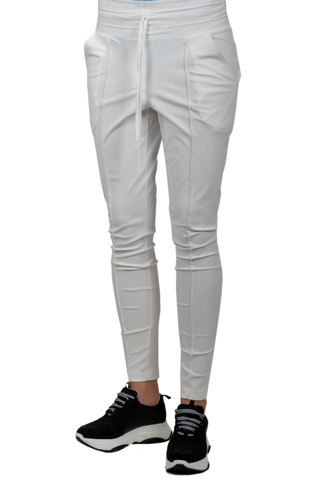 Studio anneloes office trouser off white - Studio Anneloes