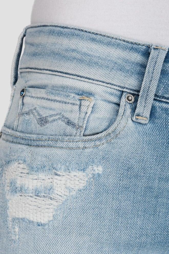 Replay luz skinny fit jeans light denim - Replay