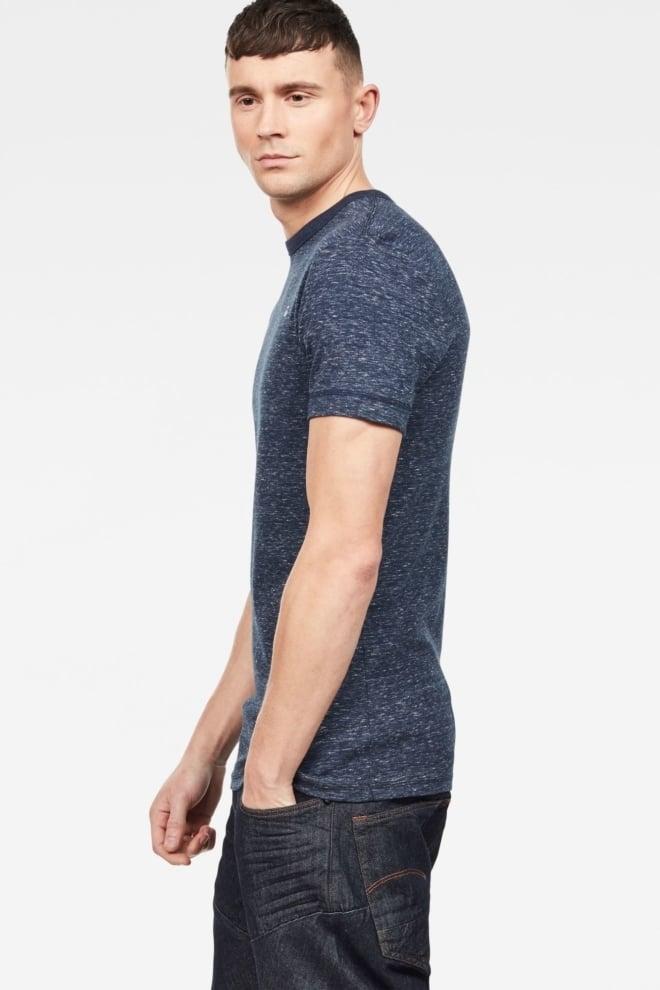 G-star raw rc unstand t-shirt blue - G-star Raw
