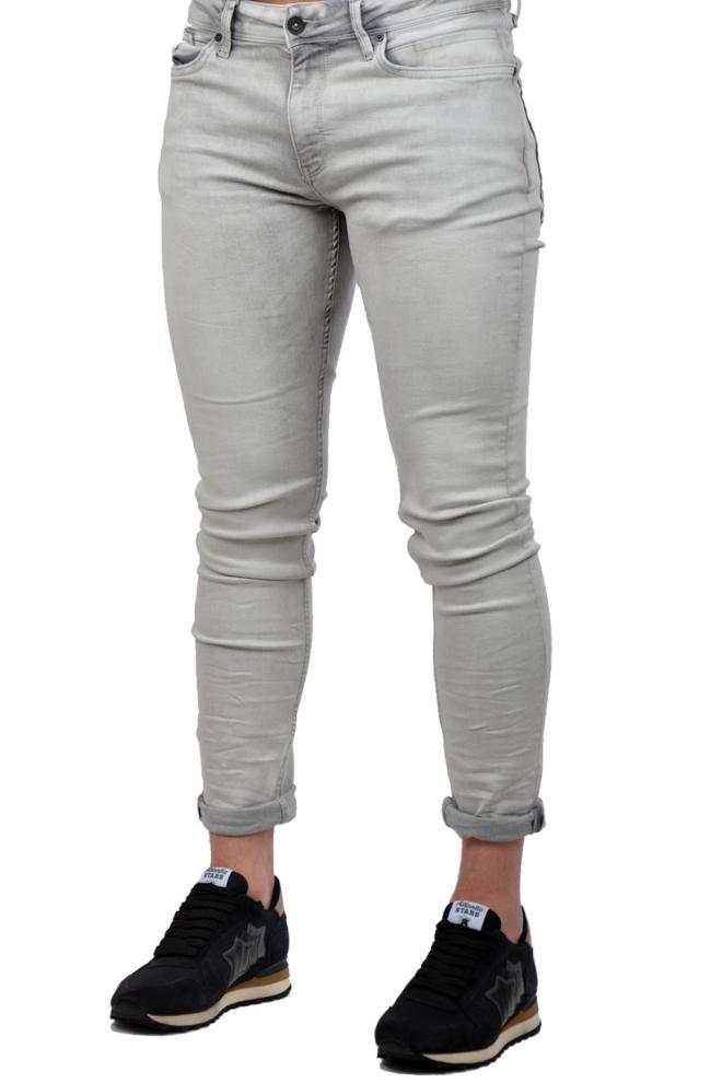 Pure white the jone grey jeans - Pure White