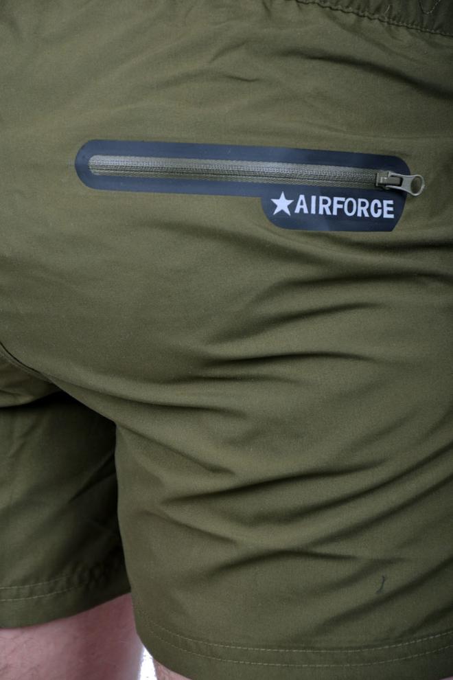 Airforce swimshort dark green - Airforce