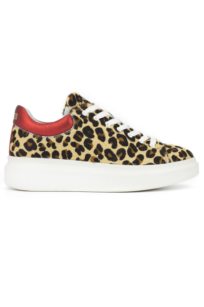 Deabused ana leopard sneakers - Deabused