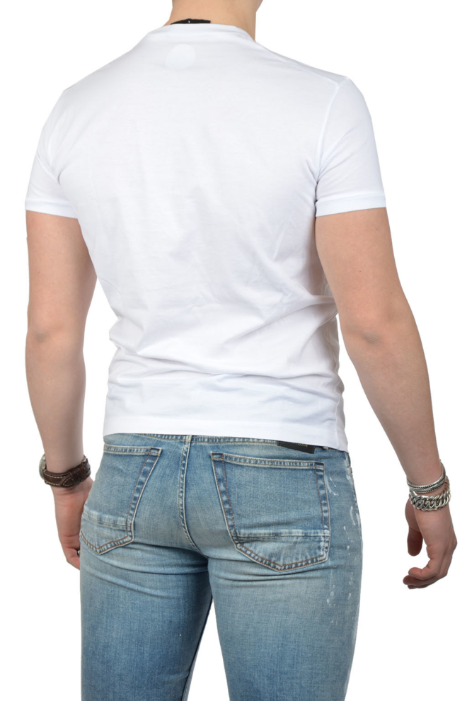 Dsquared2 t-shirt white - Dsquared