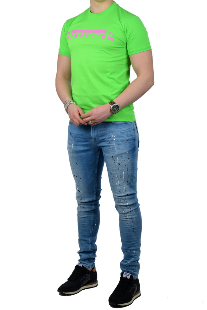 Dsquared2 t-shirt green - Dsquared