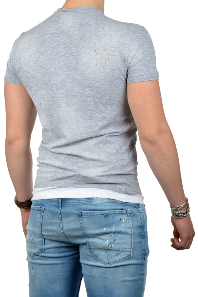 Dsquared2 t-shirt grey - Dsquared
