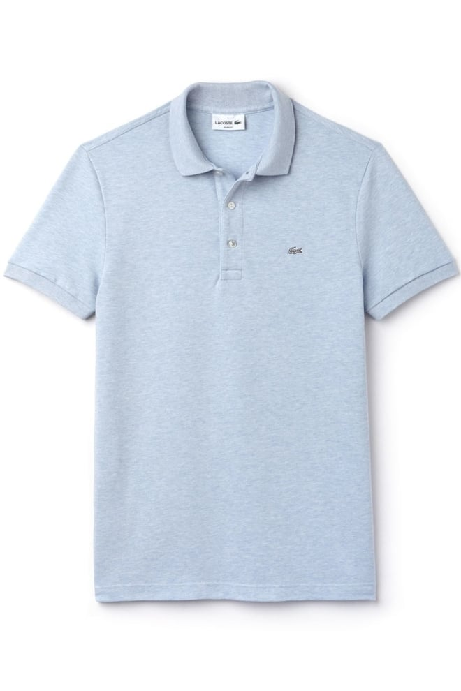 Lacoste slim fit polo barge chine - Lacoste