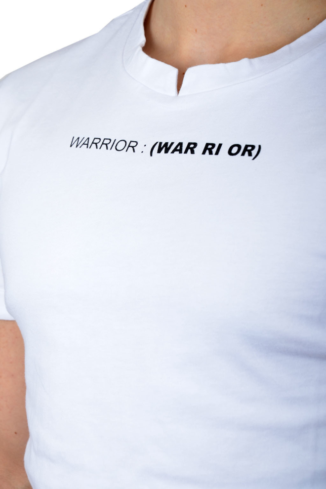 Once we were warriors t-shirt white - Once We Were Warriors