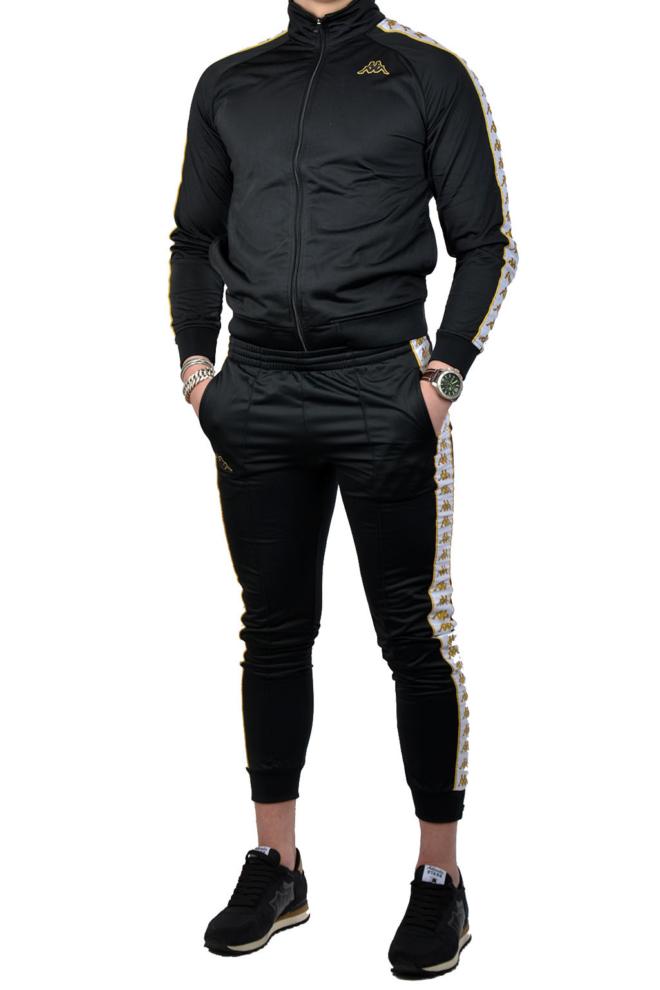 Kappa rastoria jogging black/gold - Kappa