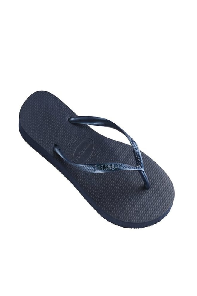 Havaianas slim slippers navy blue - Havaianas