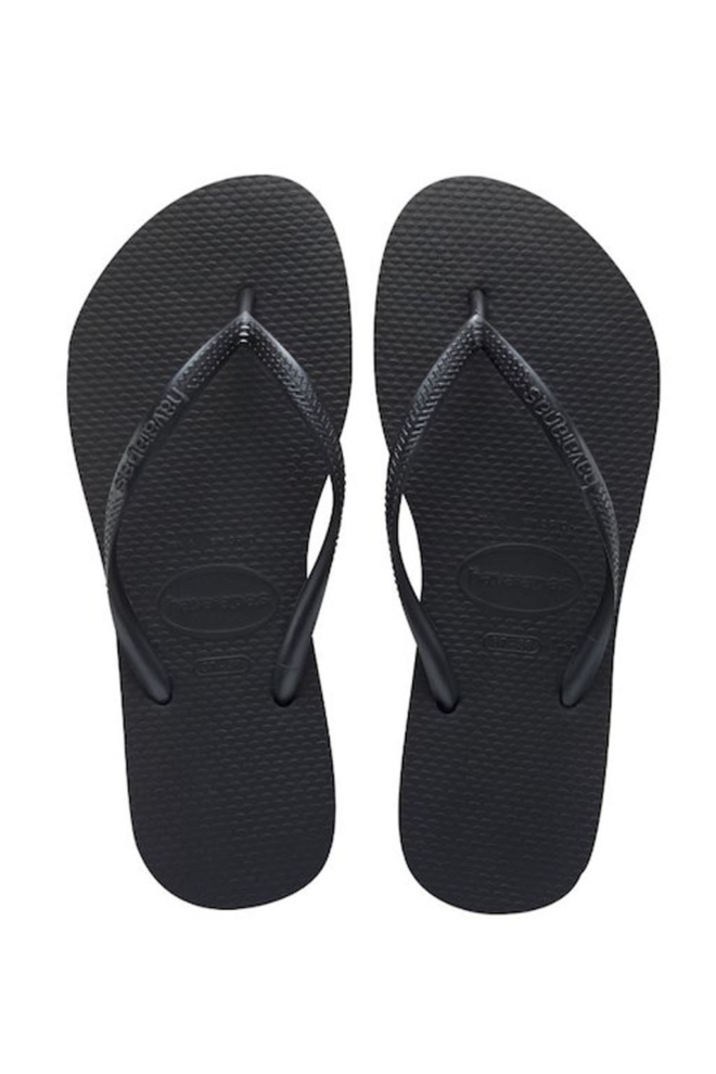 Havaianas slim slippers black - Havaianas