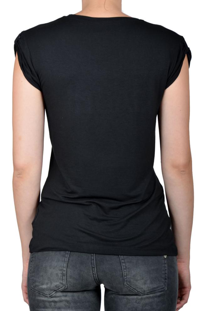 Gaudi ss t-shirt black - Gaudi