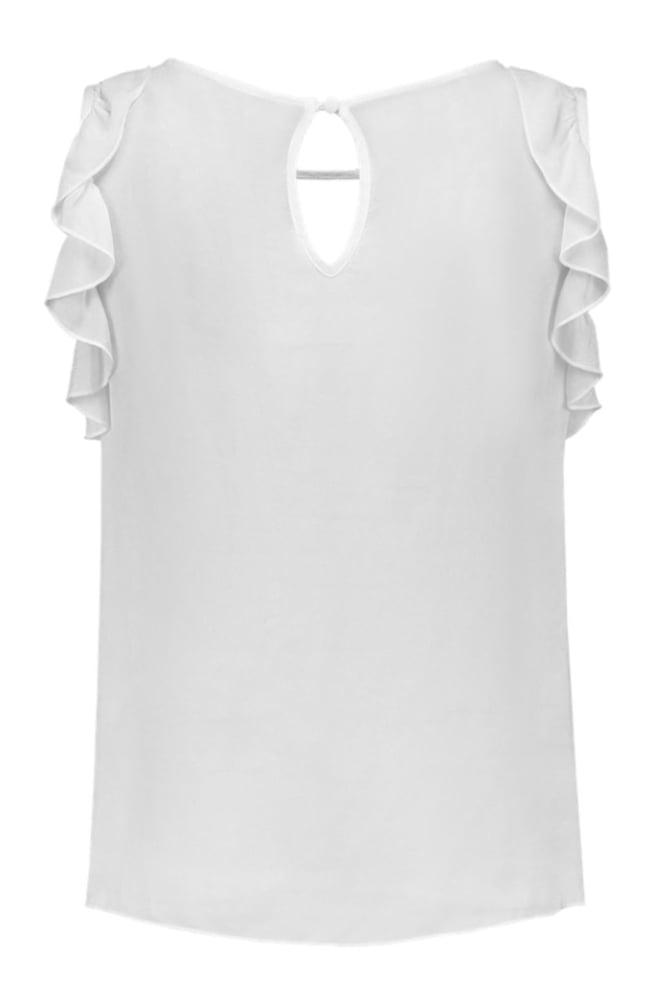 Aaiko gilli vis blouse crispy white - Aaiko