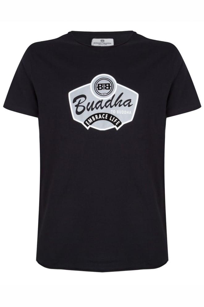 Buddha to buddha givano t-shirt black - Buddha To Buddha