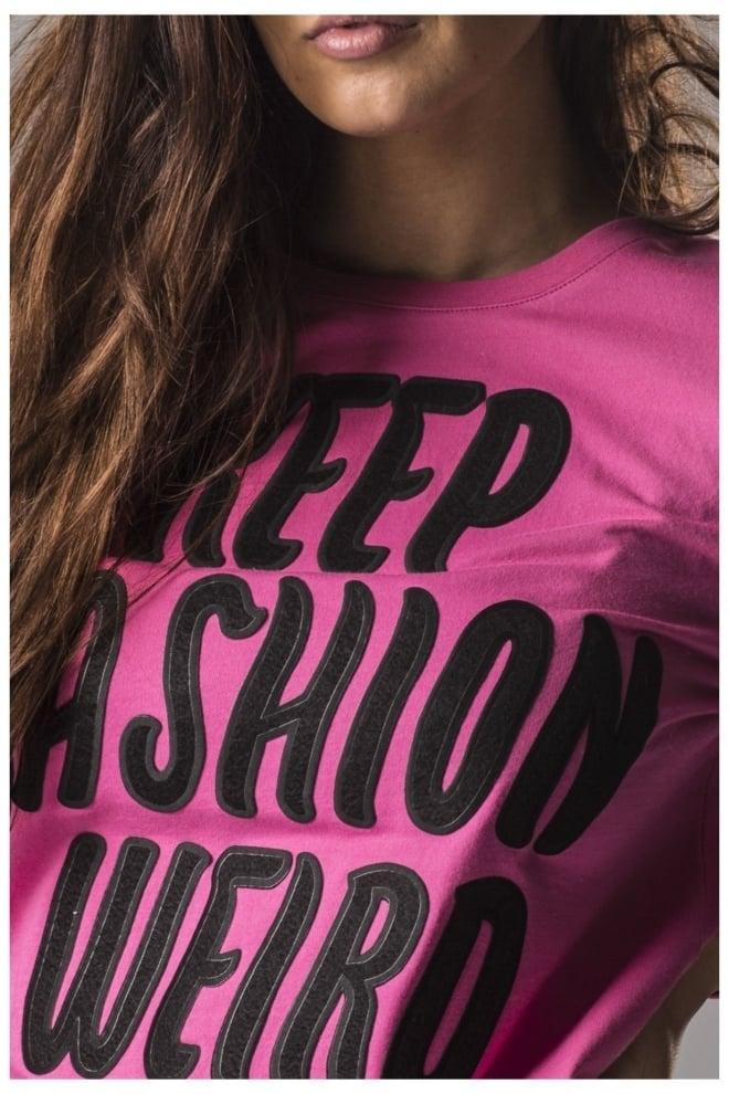 My brand fashion weird sweater pink - My Brand