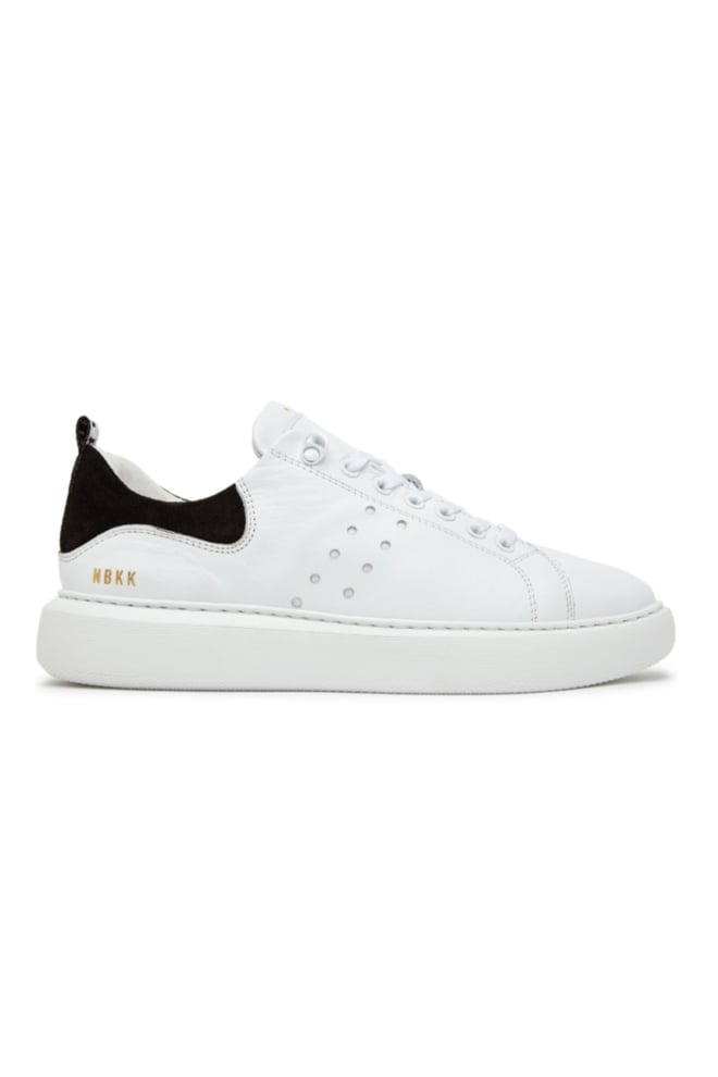 Nubikk scott calf white leather - Nubikk