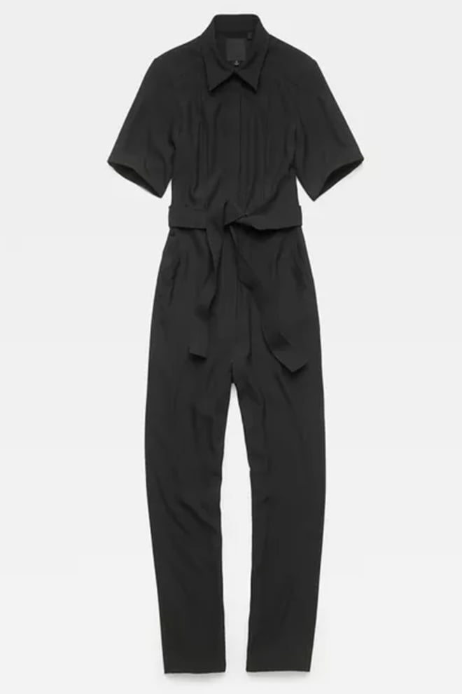 G-star raw bristum dc jumpsuit black - G-star Raw