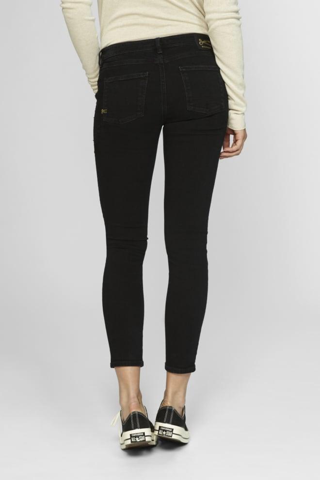 Denham spray grbt jeans black - Denham