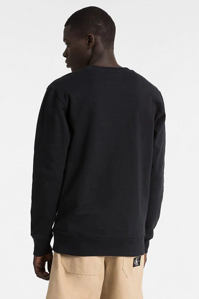 Calvin klein sweatshirt met logo black - Calvin Klein
